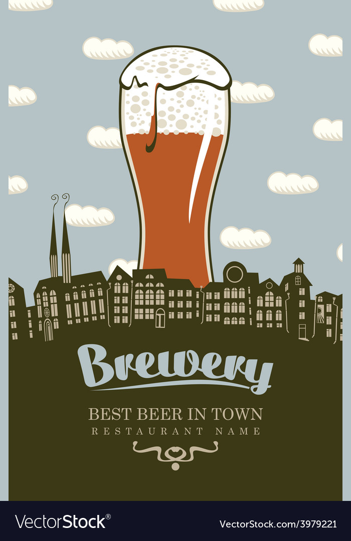 Brewery vector | Price: 1 Credit (USD $1)