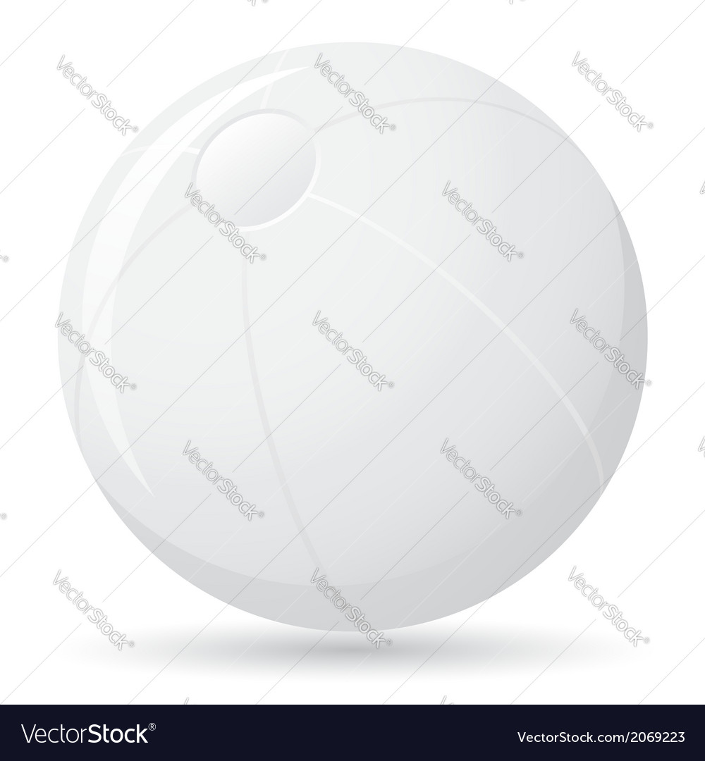 Beach ball 01 vector | Price: 1 Credit (USD $1)