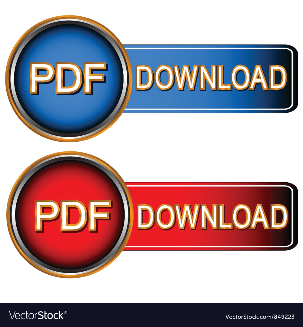 Pdf download icons vector | Price: 1 Credit (USD $1)