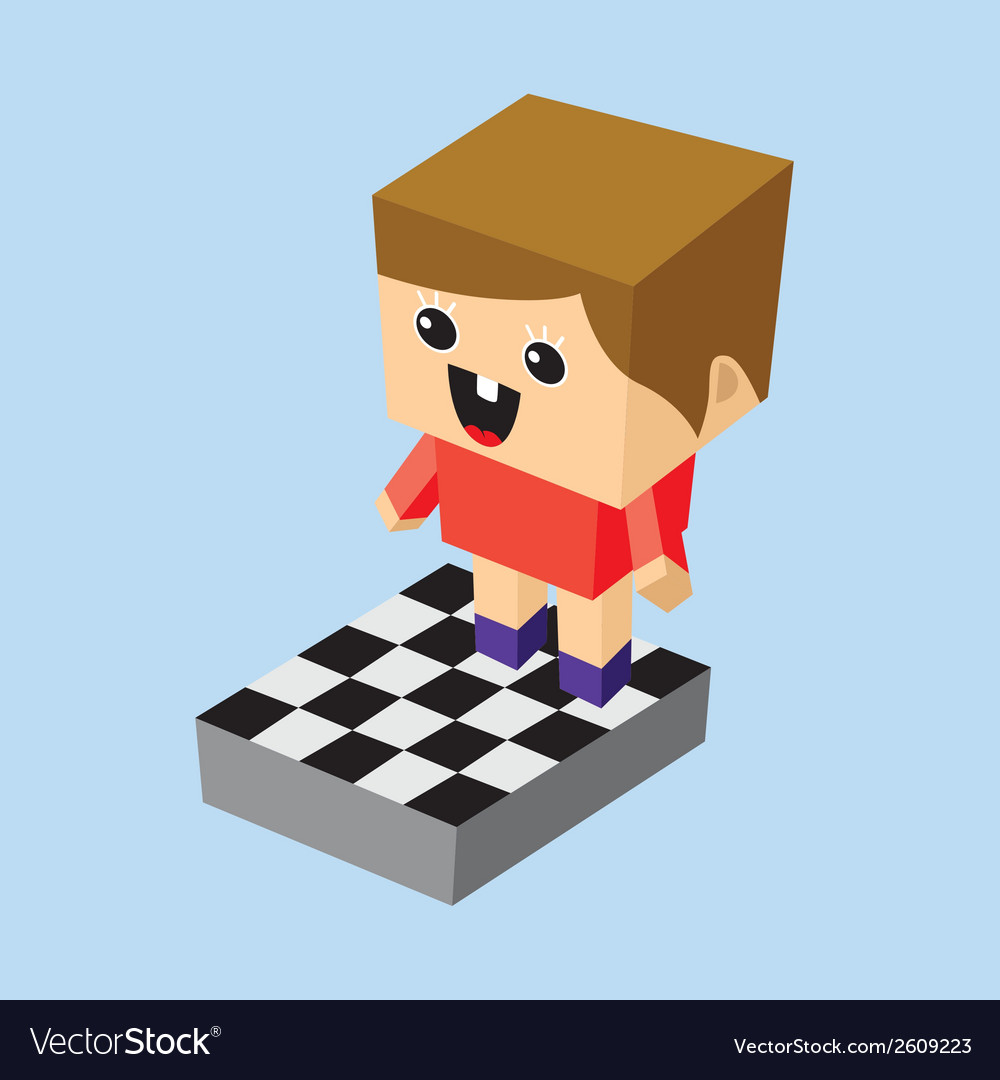 Sport character vector | Price: 1 Credit (USD $1)