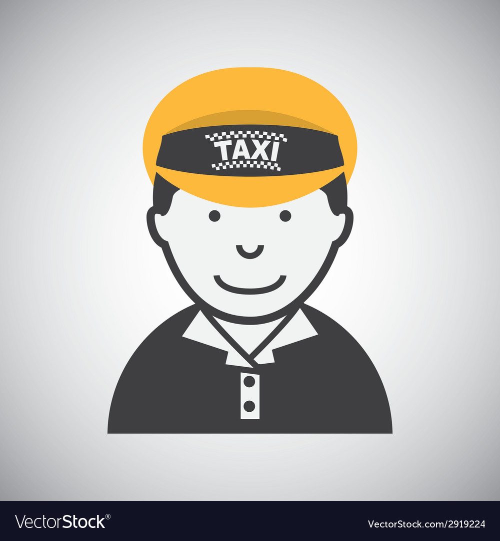 Taxi icon vector   Price: 1 Credit (USD $1)