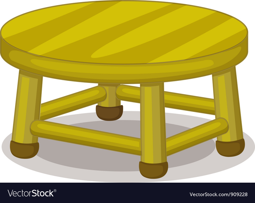 Stool vector | Price: 3 Credit (USD $3)