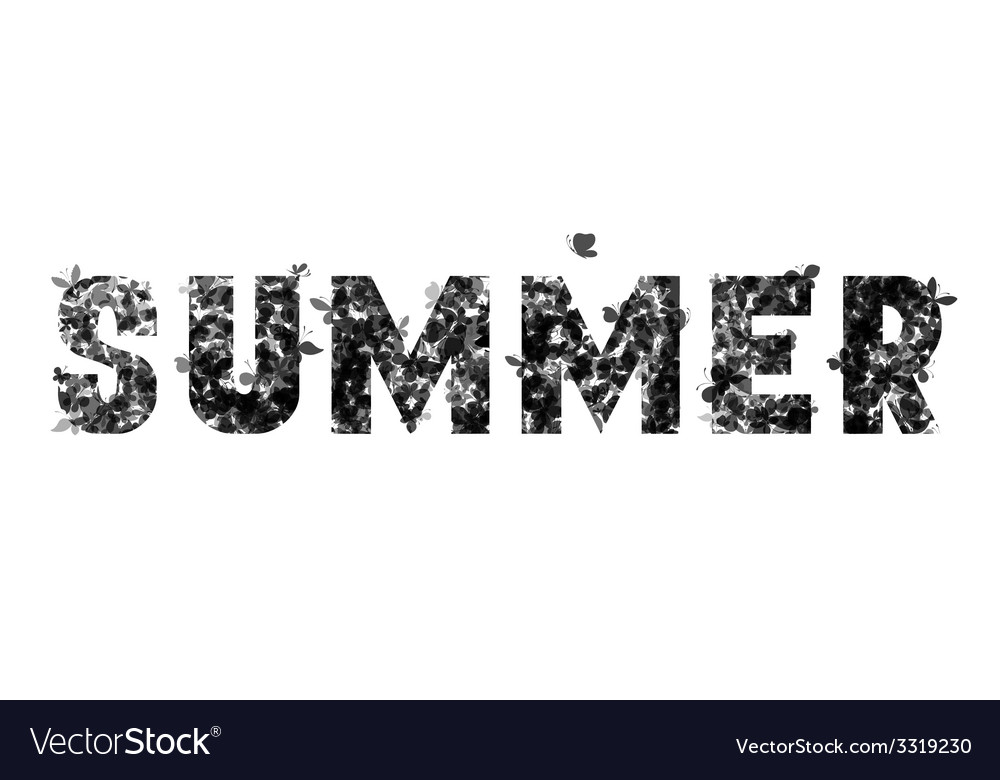 Summer vector   Price: 1 Credit (USD $1)