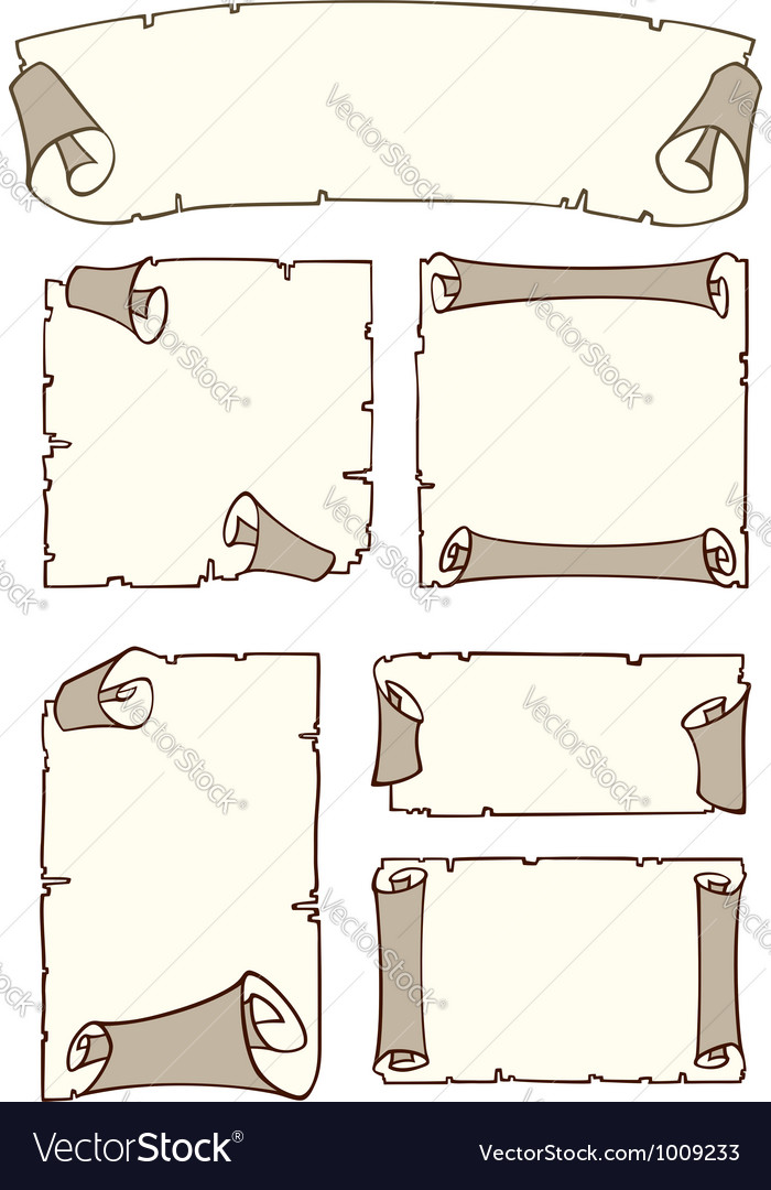 Old style banners vector | Price: 1 Credit (USD $1)