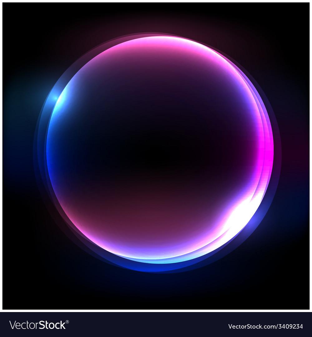 Shiny cosmic sphere background vector   Price: 1 Credit (USD $1)