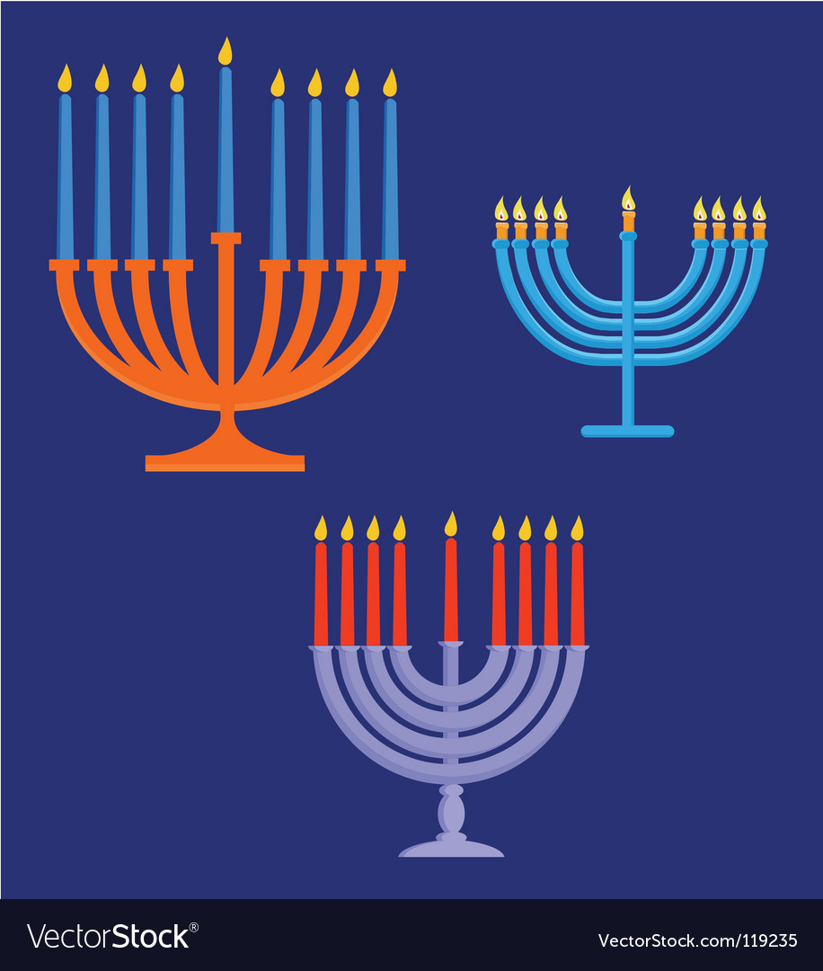 Candelabra vector | Price: 1 Credit (USD $1)