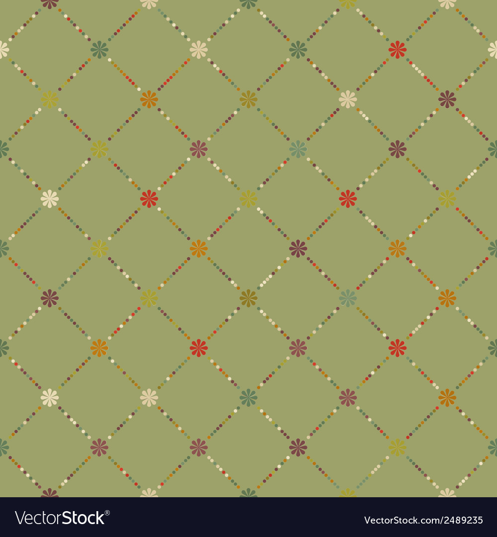 Retro dot pattern background eps 8 vector | Price: 1 Credit (USD $1)
