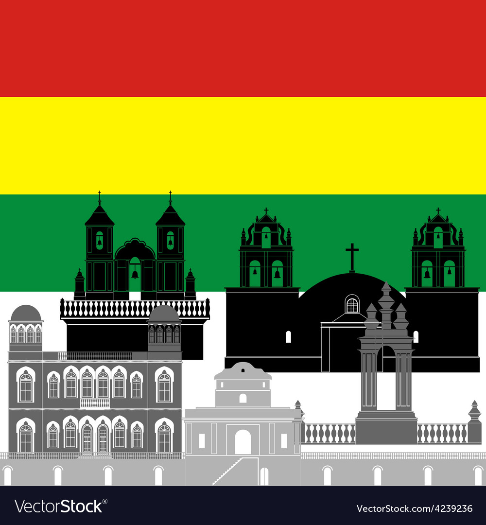 Bolivia vector | Price: 1 Credit (USD $1)