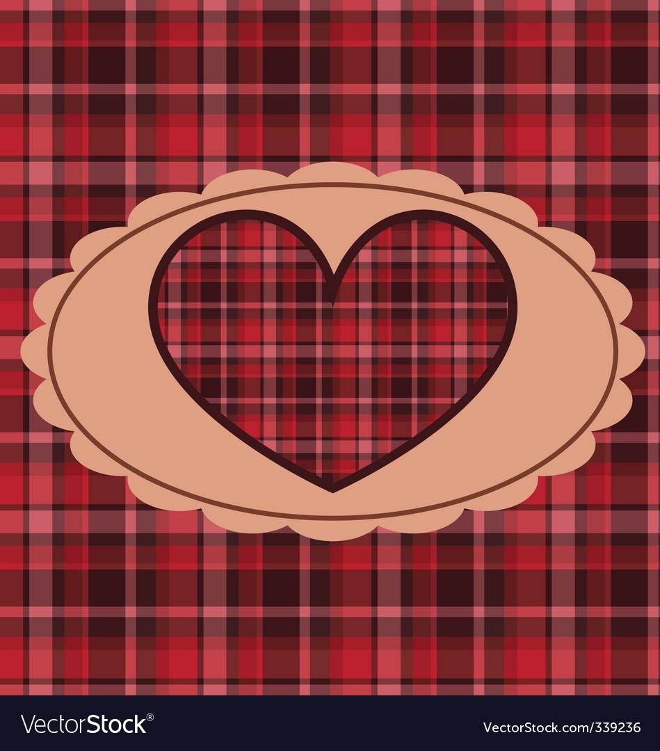 Retro valentine's background vector   Price: 1 Credit (USD $1)