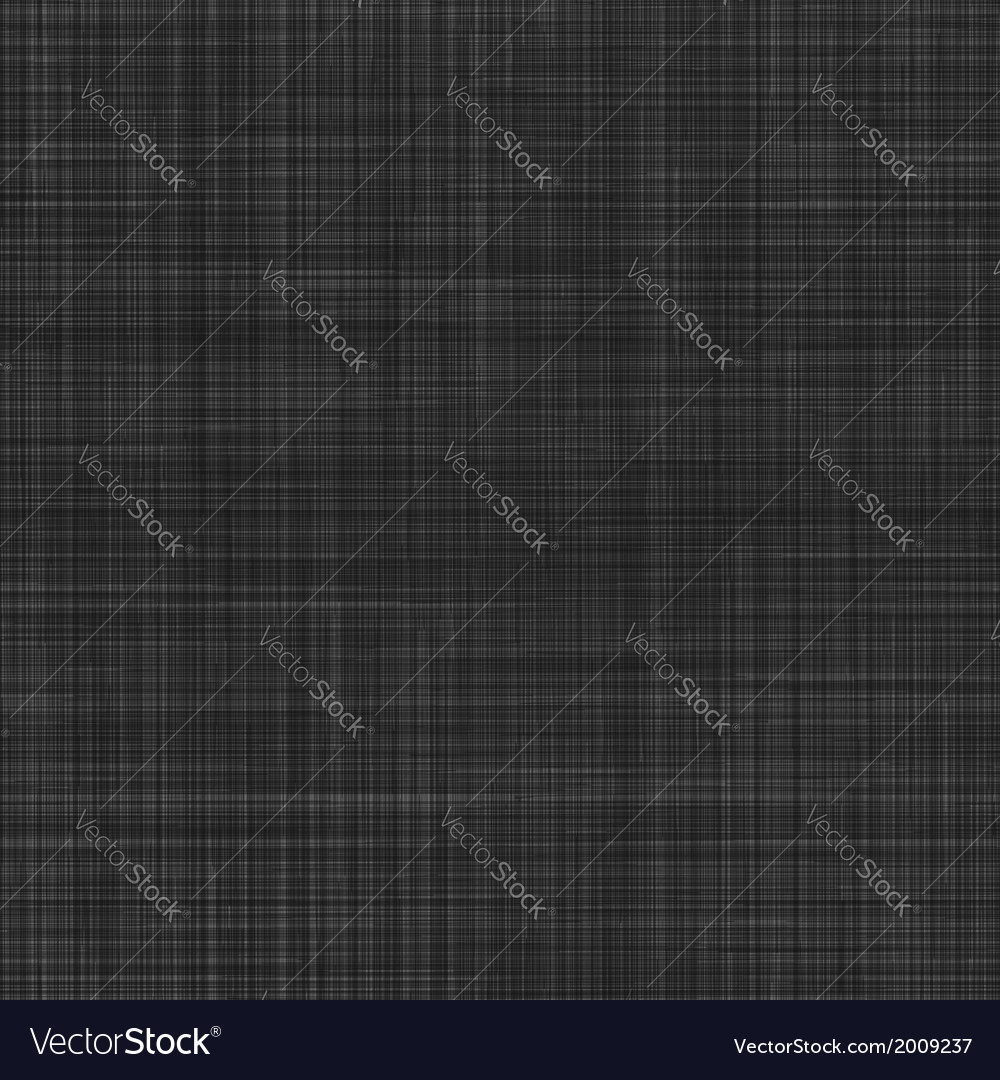 Seamless texture of black canvas vector | Price: 1 Credit (USD $1)