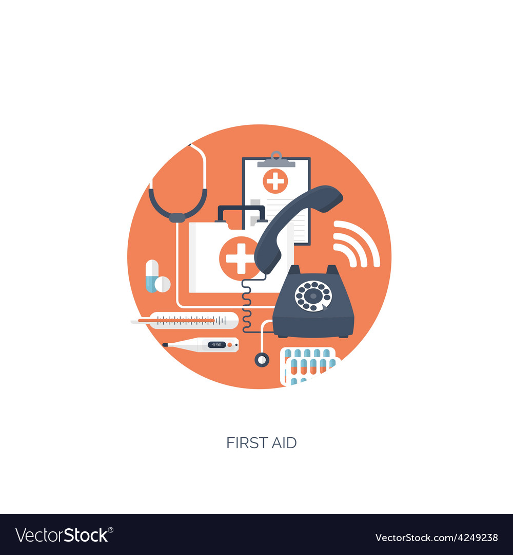 Flat medical and chemical vector   Price: 1 Credit (USD $1)