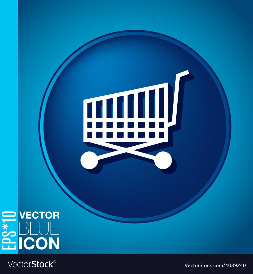 Cart online store vector   Price: 1 Credit (USD $1)