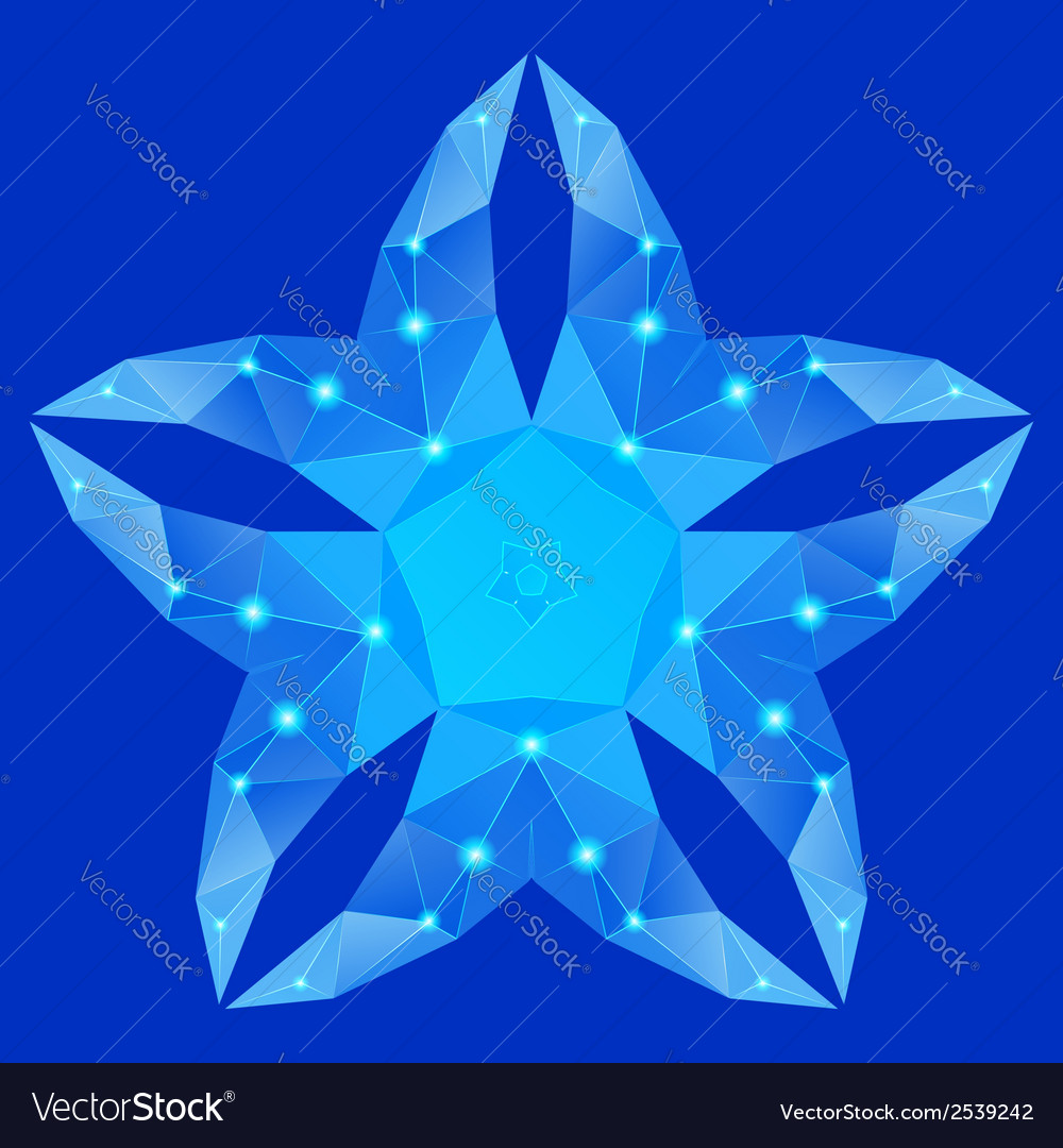 Polygonal geometric constellations vector | Price: 1 Credit (USD $1)