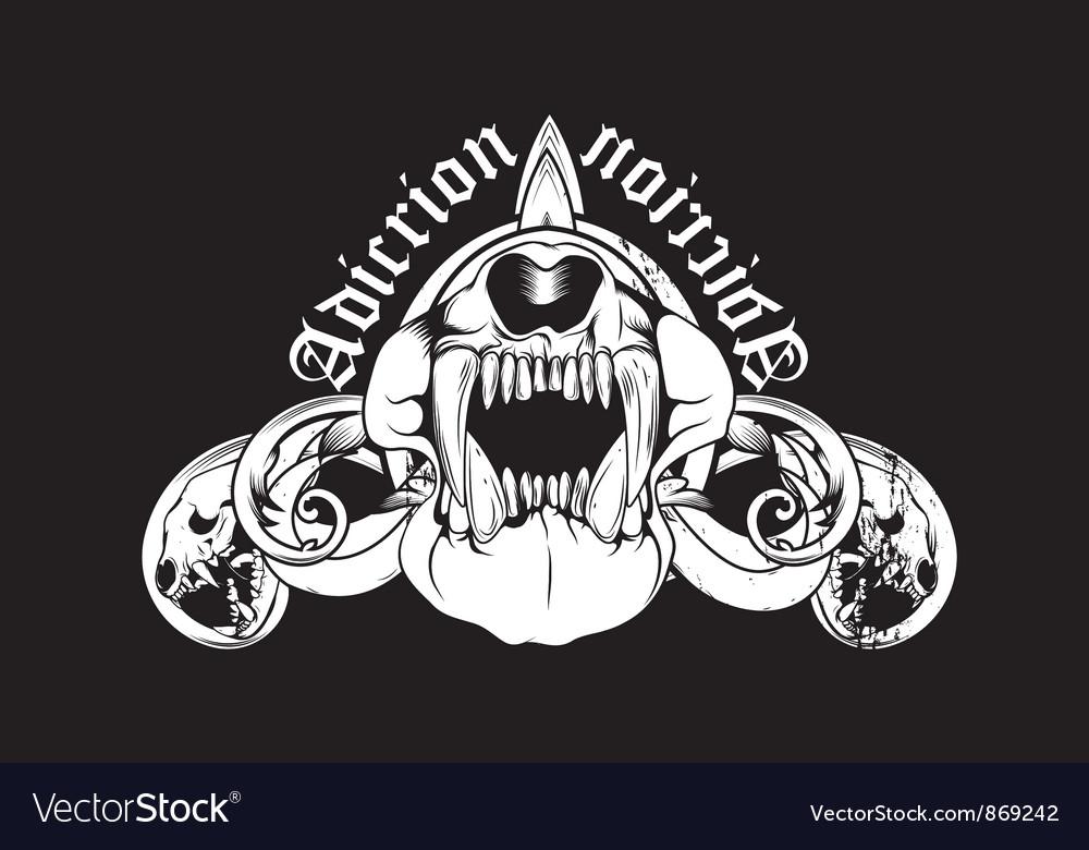 Vintage t-shirt design vector | Price: 1 Credit (USD $1)
