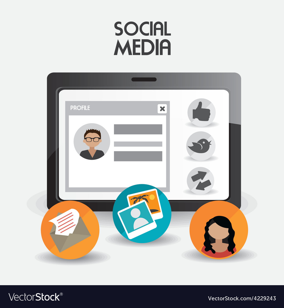 Social media design vector | Price: 1 Credit (USD $1)