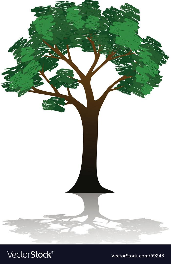 Tree illustration vector   Price: 1 Credit (USD $1)