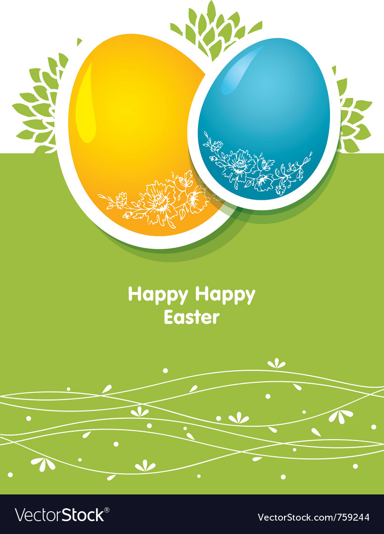 Egg easter vector | Price: 1 Credit (USD $1)