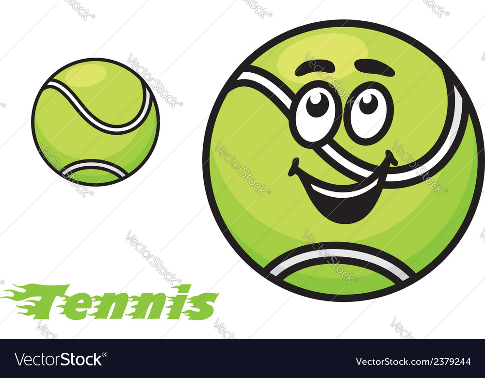 Tennis icon or emblem vector | Price: 1 Credit (USD $1)