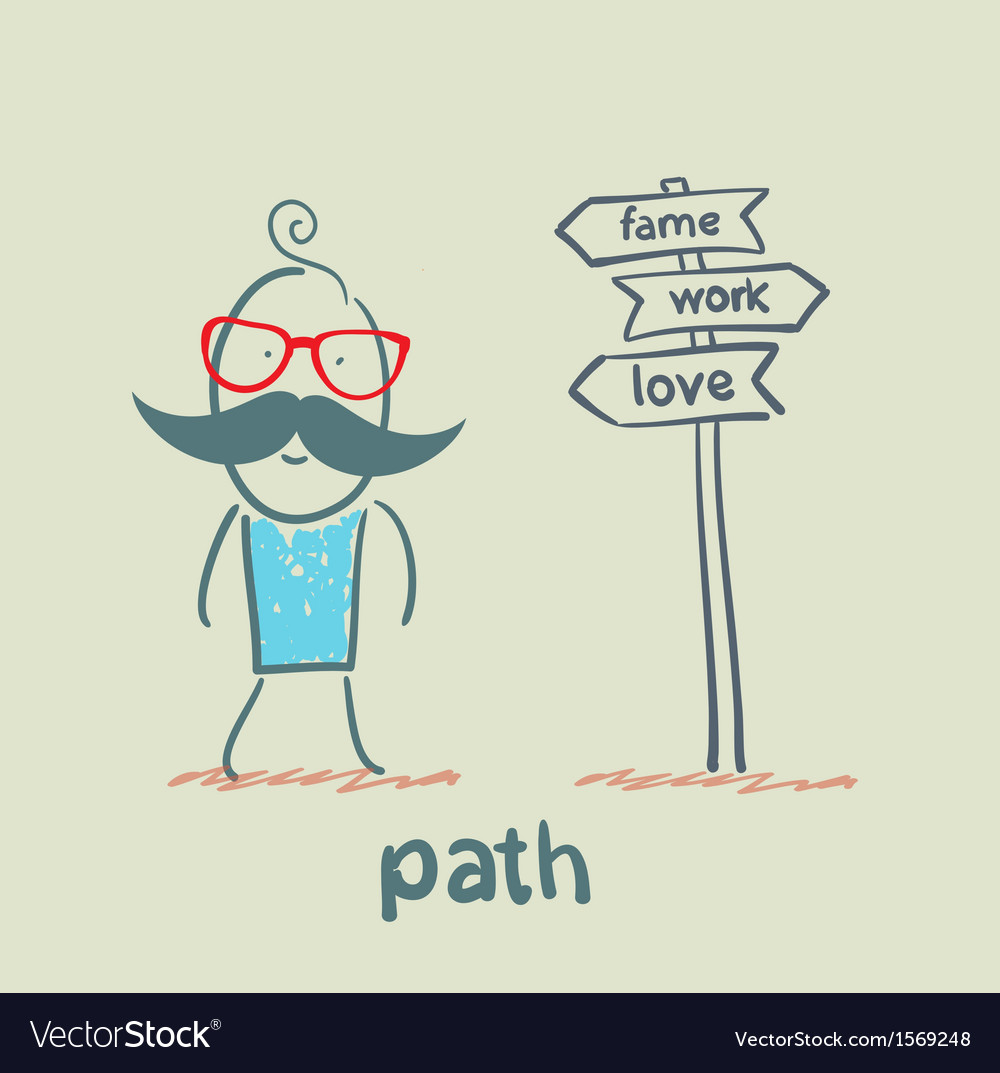 Path vector | Price: 1 Credit (USD $1)