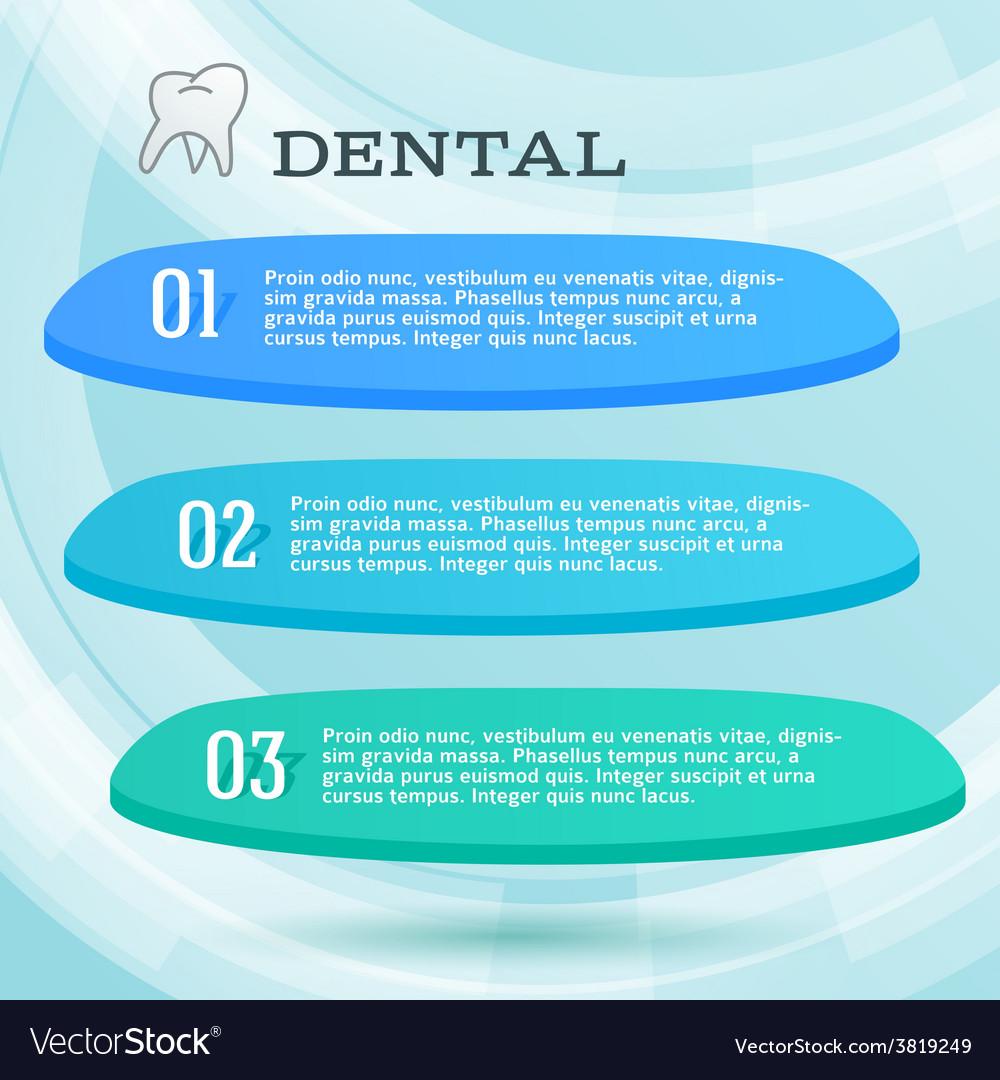 Ads dentist toothpaste leaflet vector   Price: 1 Credit (USD $1)