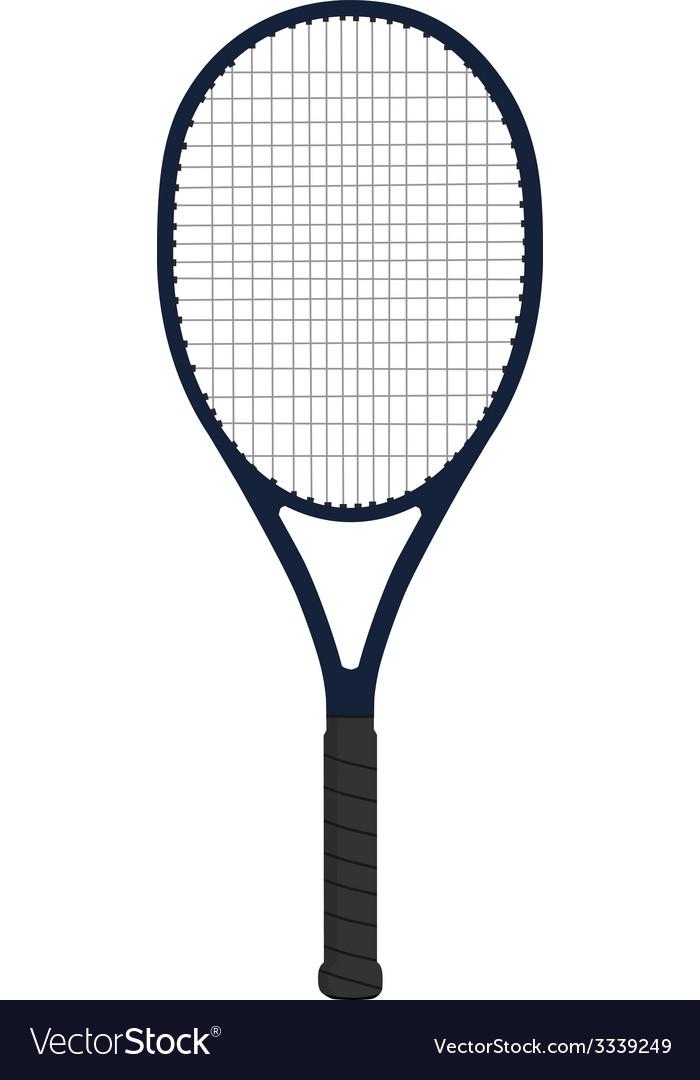 Racket tennis vector | Price: 1 Credit (USD $1)
