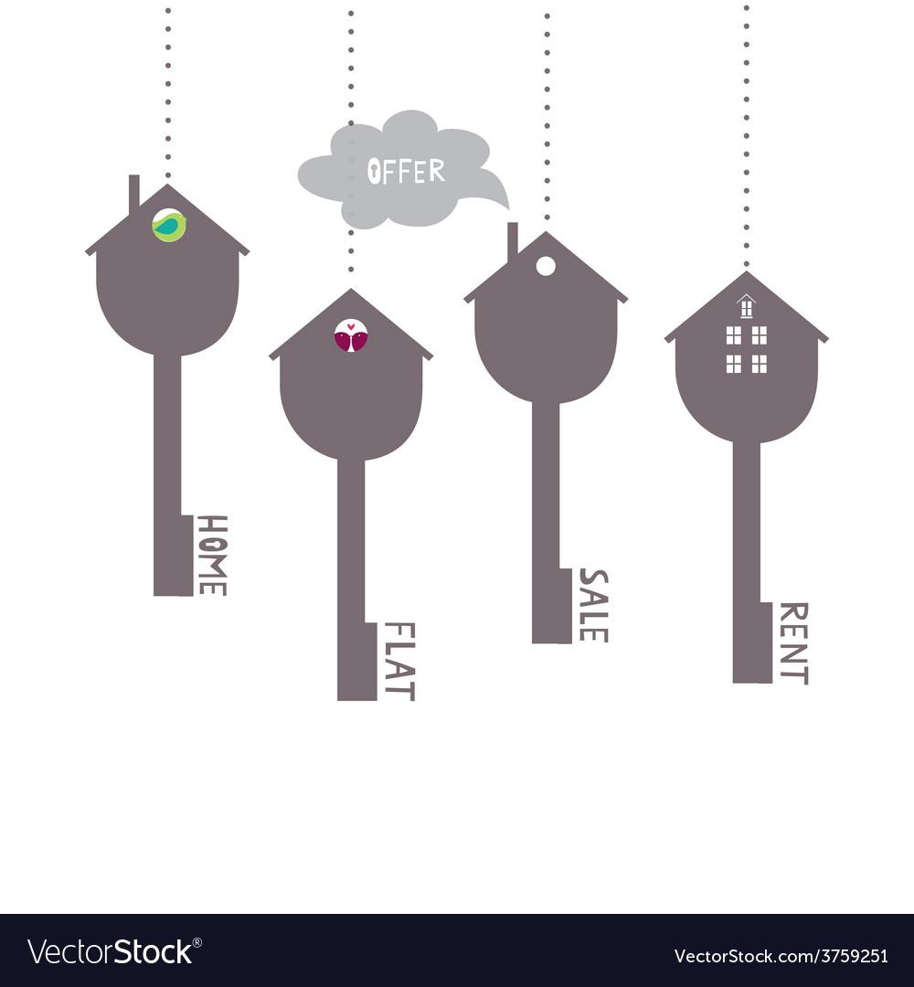 Keys symbols vector   Price: 1 Credit (USD $1)