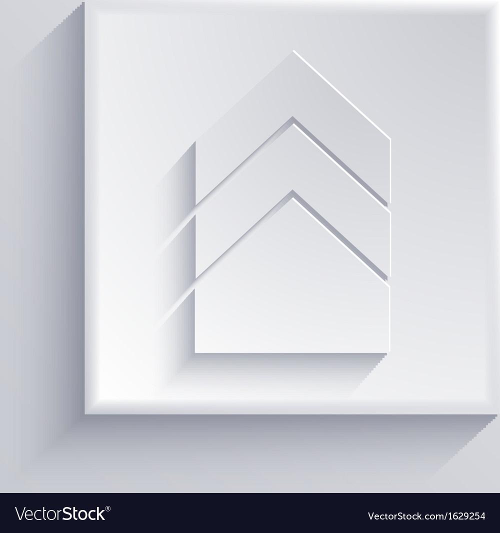 Light square icon eps 10 vector | Price: 1 Credit (USD $1)