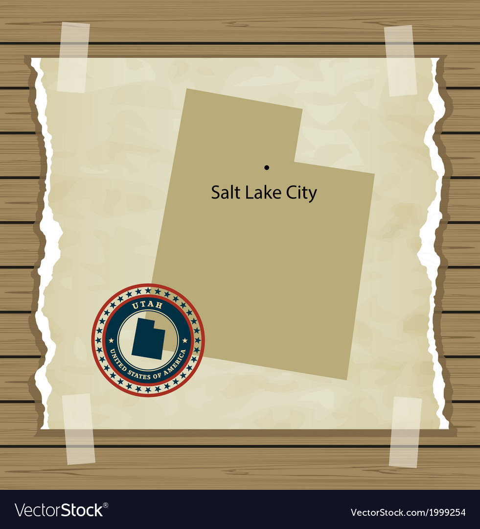 Utah vector | Price: 1 Credit (USD $1)