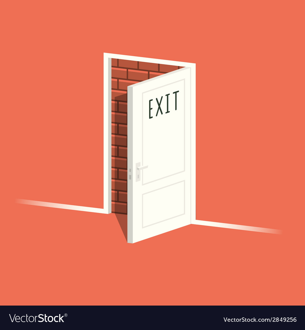 There is no exit vector | Price: 1 Credit (USD $1)