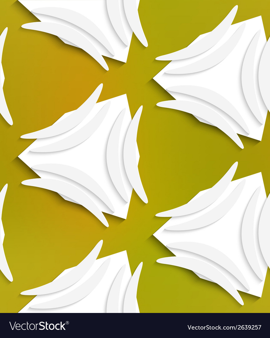 White banana shapes on white and mesh seamless vector | Price: 1 Credit (USD $1)