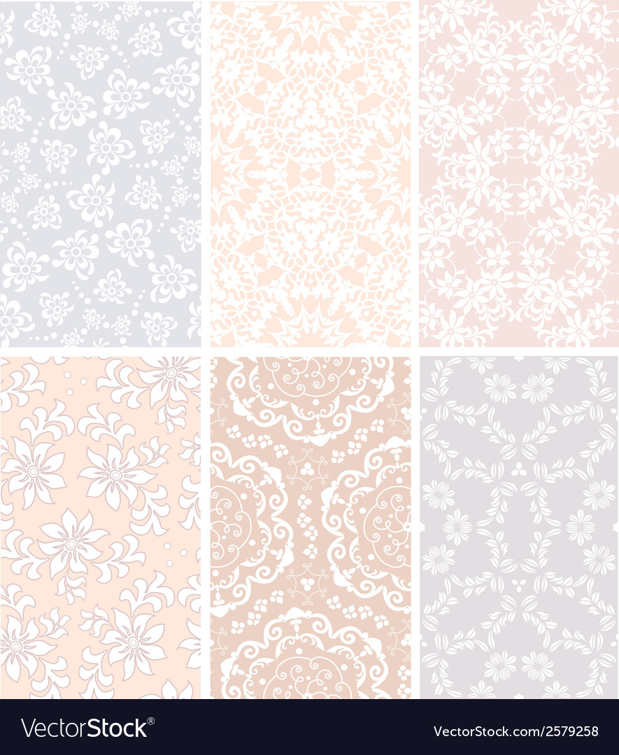Set of lace vector | Price: 1 Credit (USD $1)