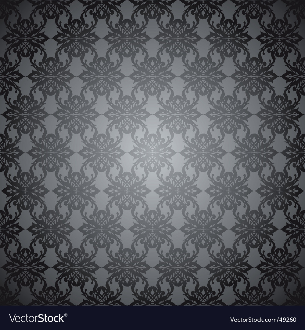 Gray mist wallpaper vector | Price: 1 Credit (USD $1)