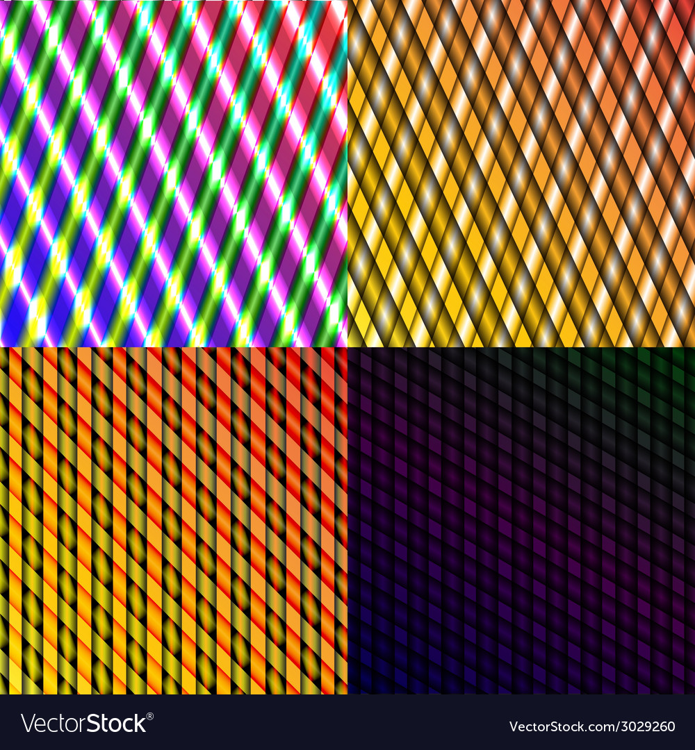 Set of splash color abstract glowing background vector   Price: 1 Credit (USD $1)
