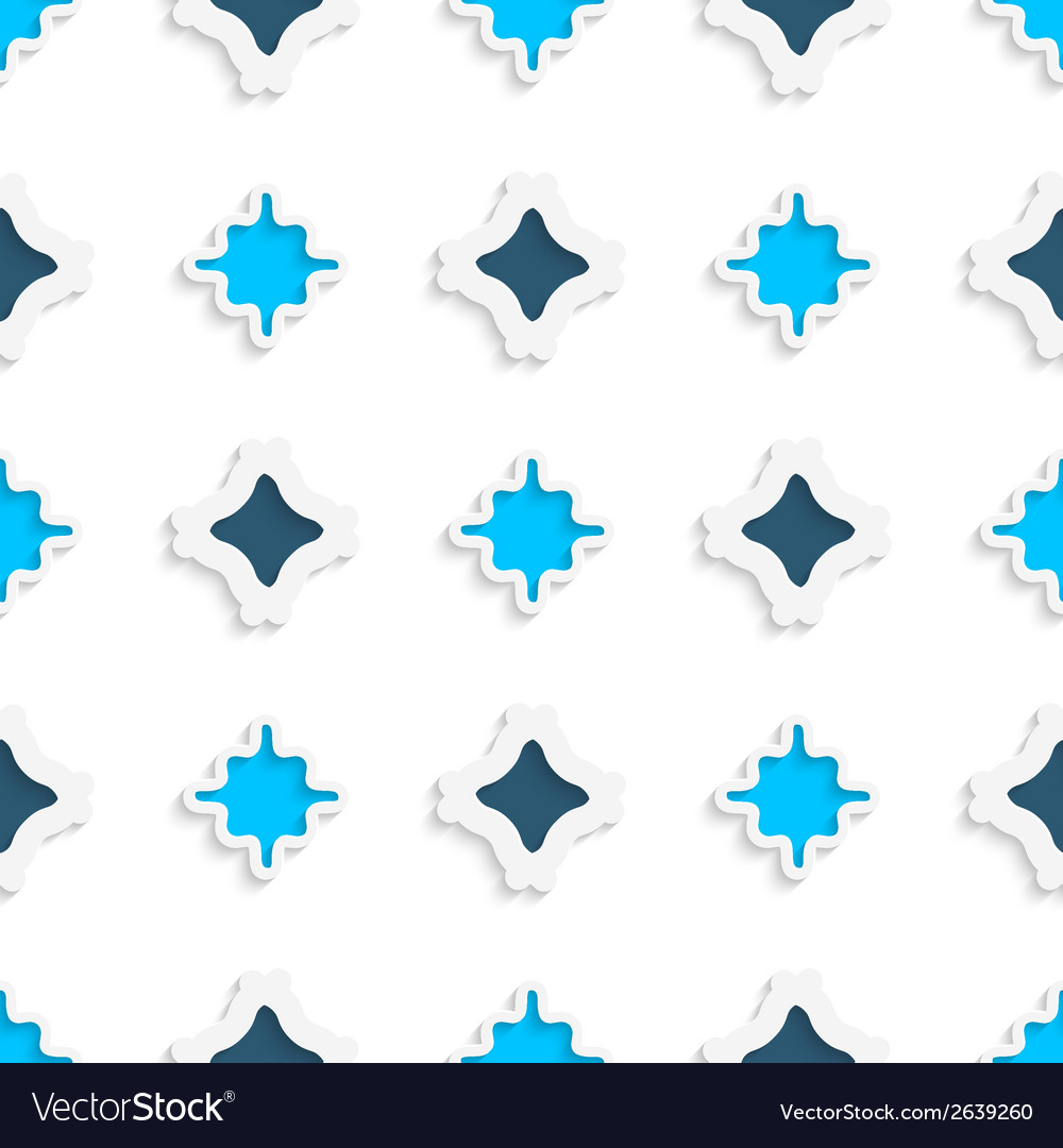 Wavy squares simple ornament seamless vector   Price: 1 Credit (USD $1)