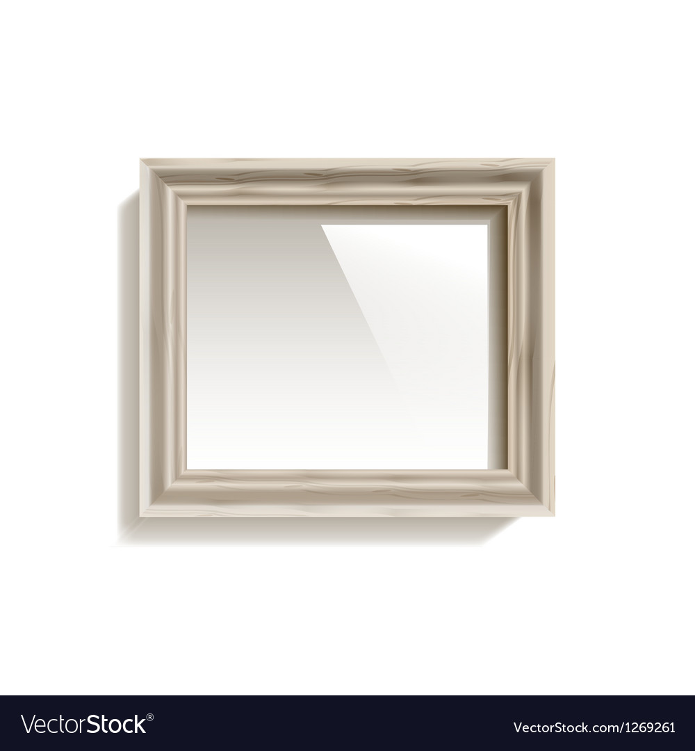 Empty frame on the wall vector   Price: 1 Credit (USD $1)