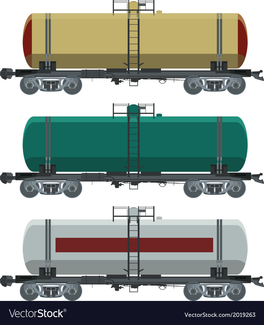 Cistern car vector | Price: 1 Credit (USD $1)