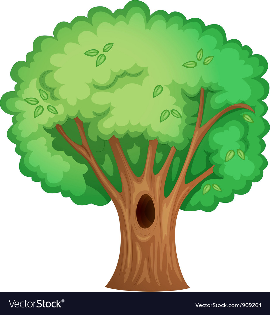 Tree object vector | Price: 3 Credit (USD $3)