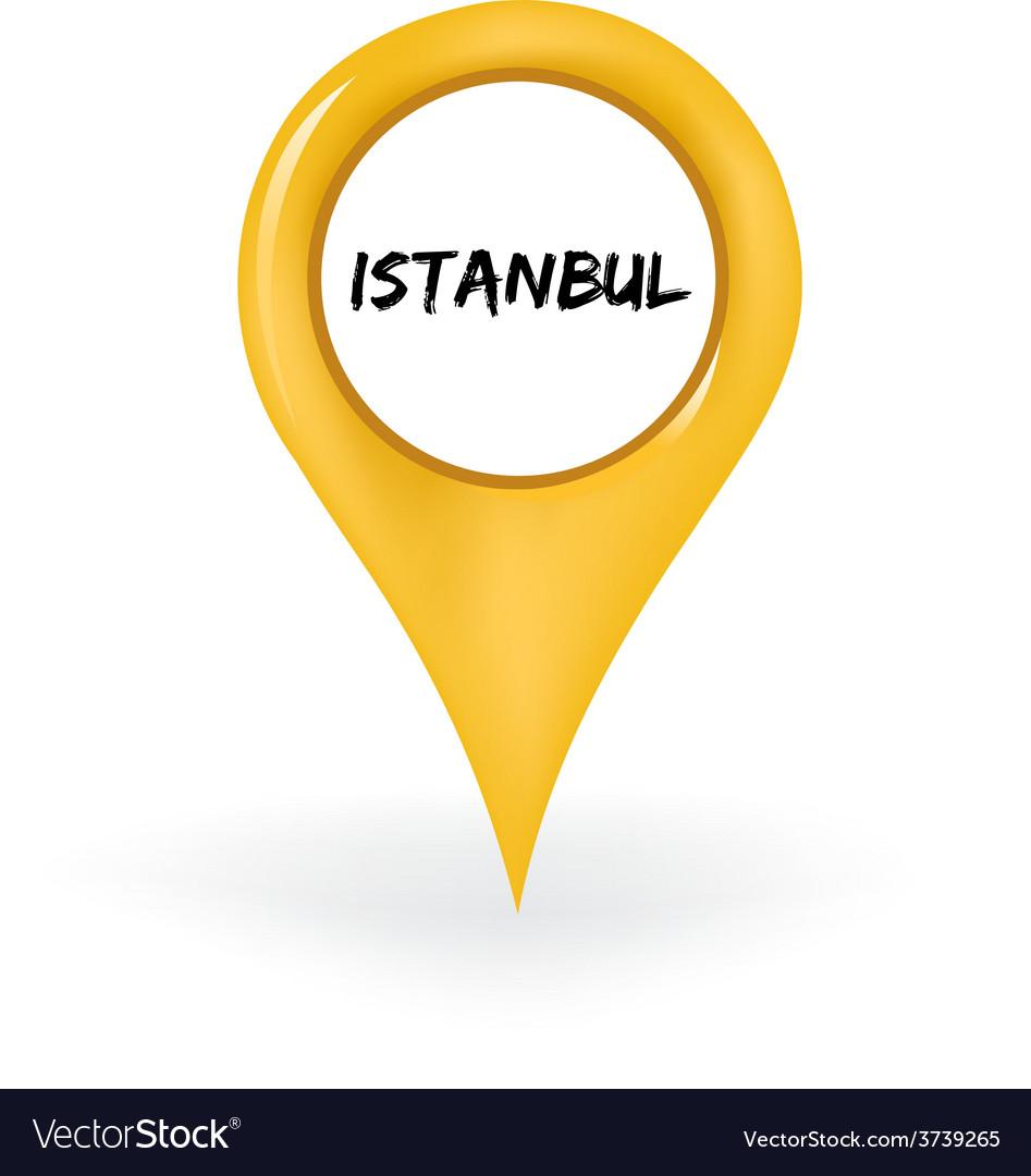 Location istanbul vector | Price: 1 Credit (USD $1)