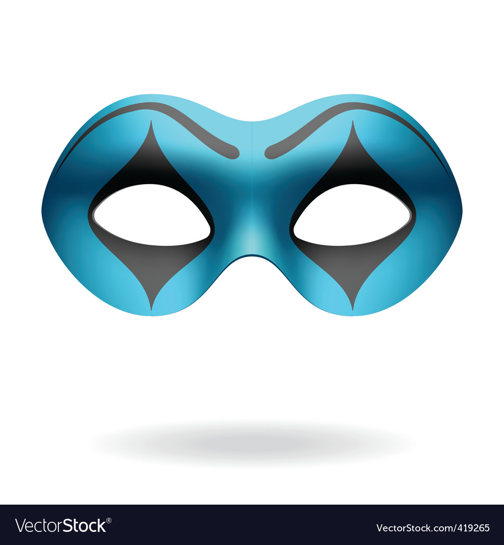 Mime mask vector | Price: 1 Credit (USD $1)