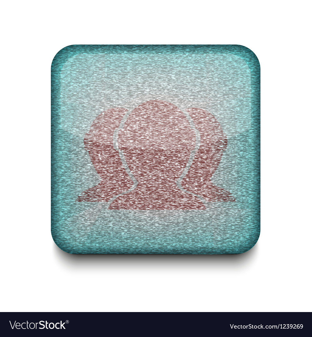 Friends group icon vector | Price: 1 Credit (USD $1)