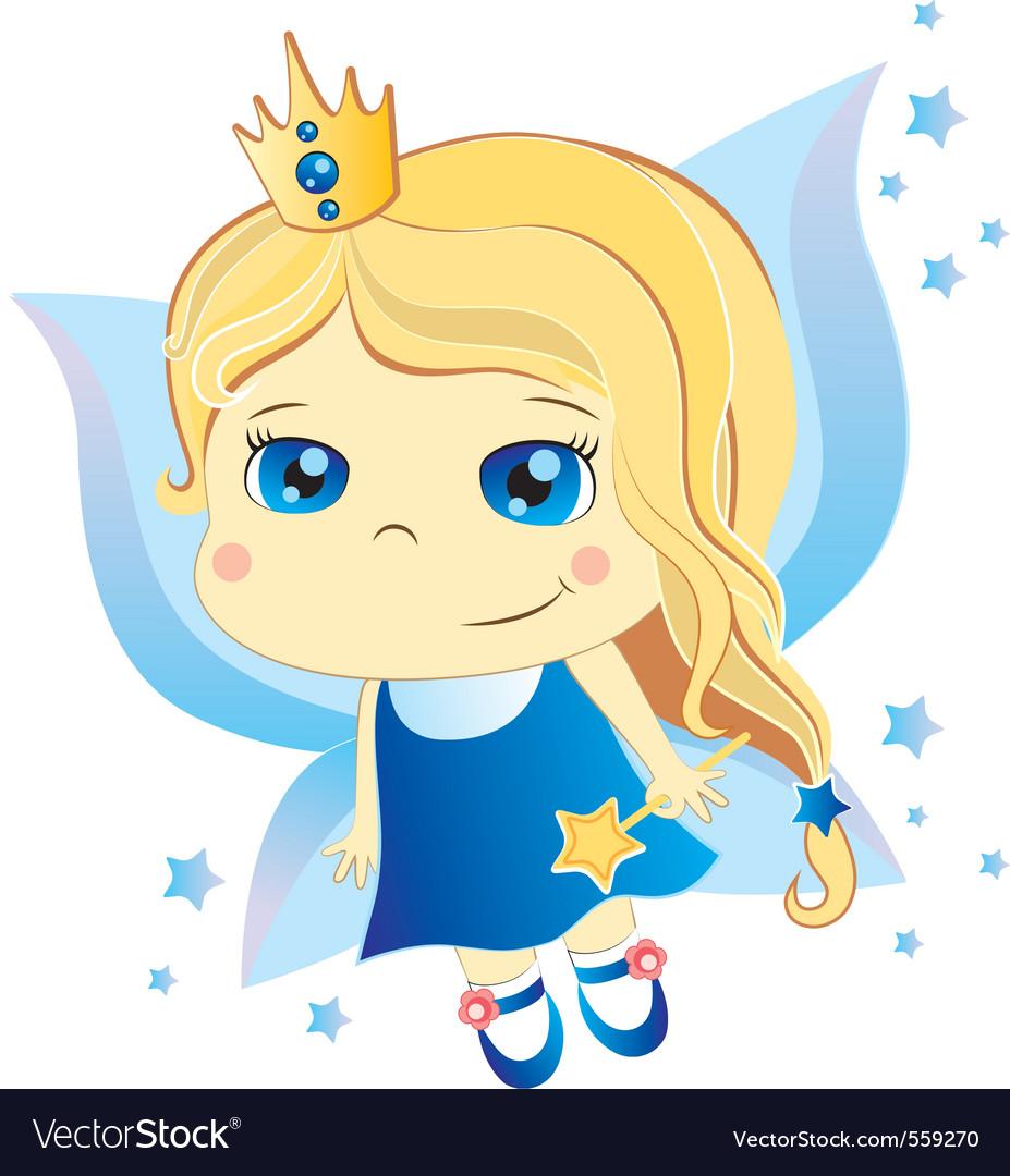 Cute fairy vector   Price: 3 Credit (USD $3)