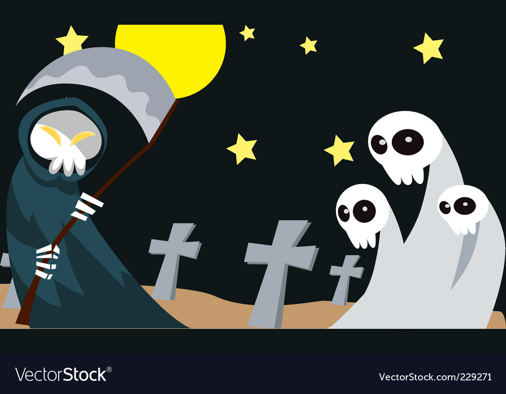 Halloween party vector | Price: 1 Credit (USD $1)