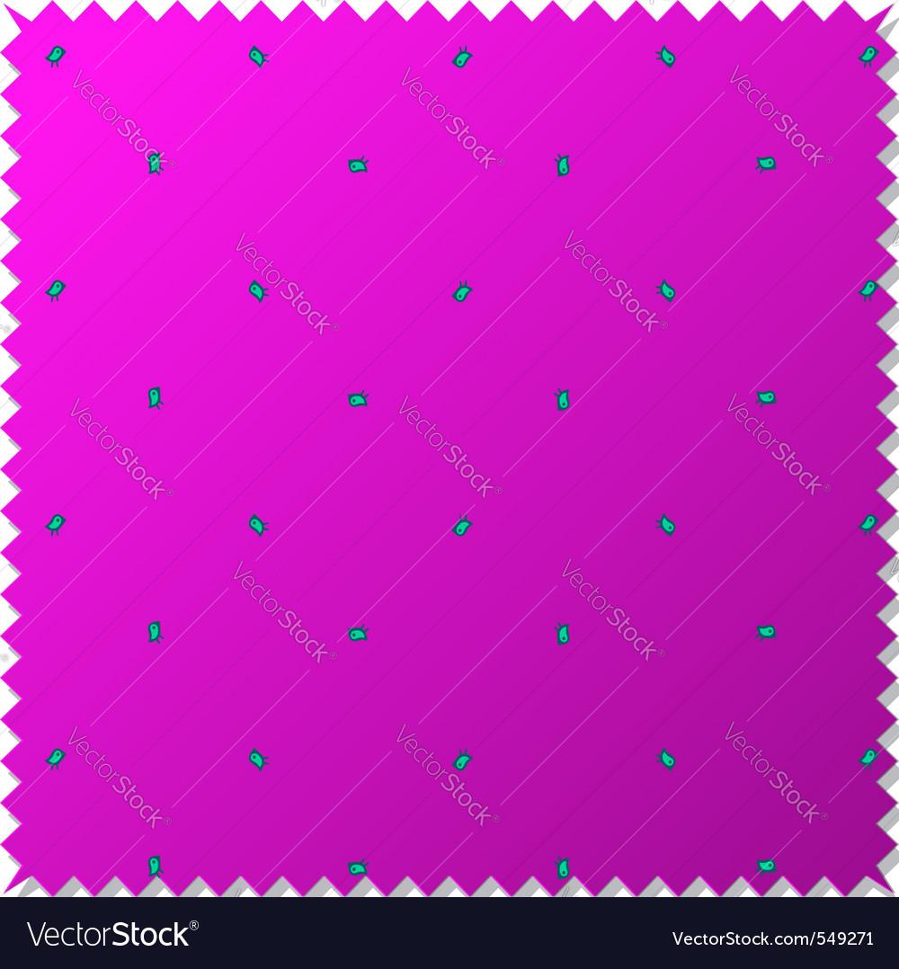 Scrapbook pattern bird vector | Price: 1 Credit (USD $1)