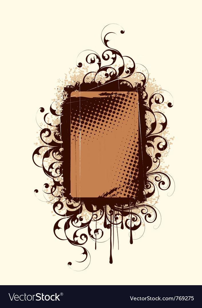 Brown graphic background vector | Price: 1 Credit (USD $1)