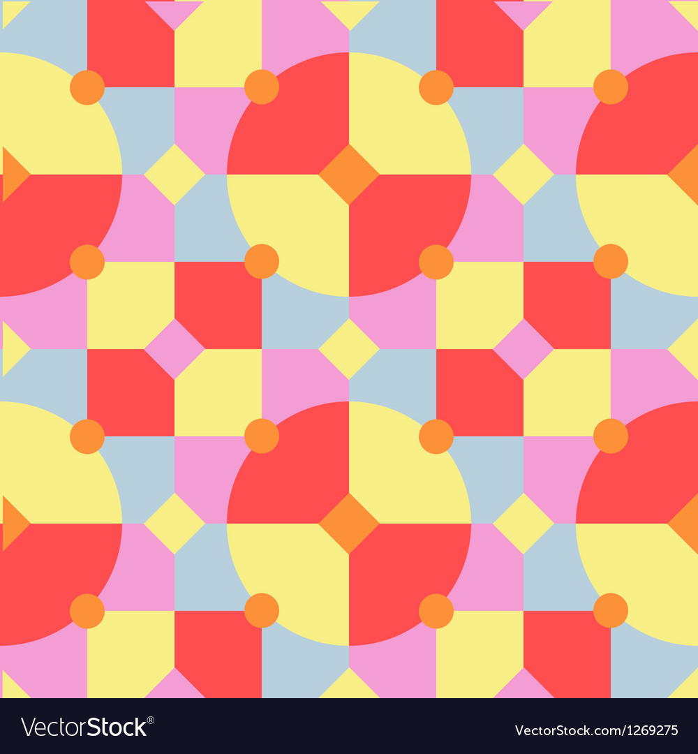 Oval bubbling optical pattern vector | Price: 1 Credit (USD $1)