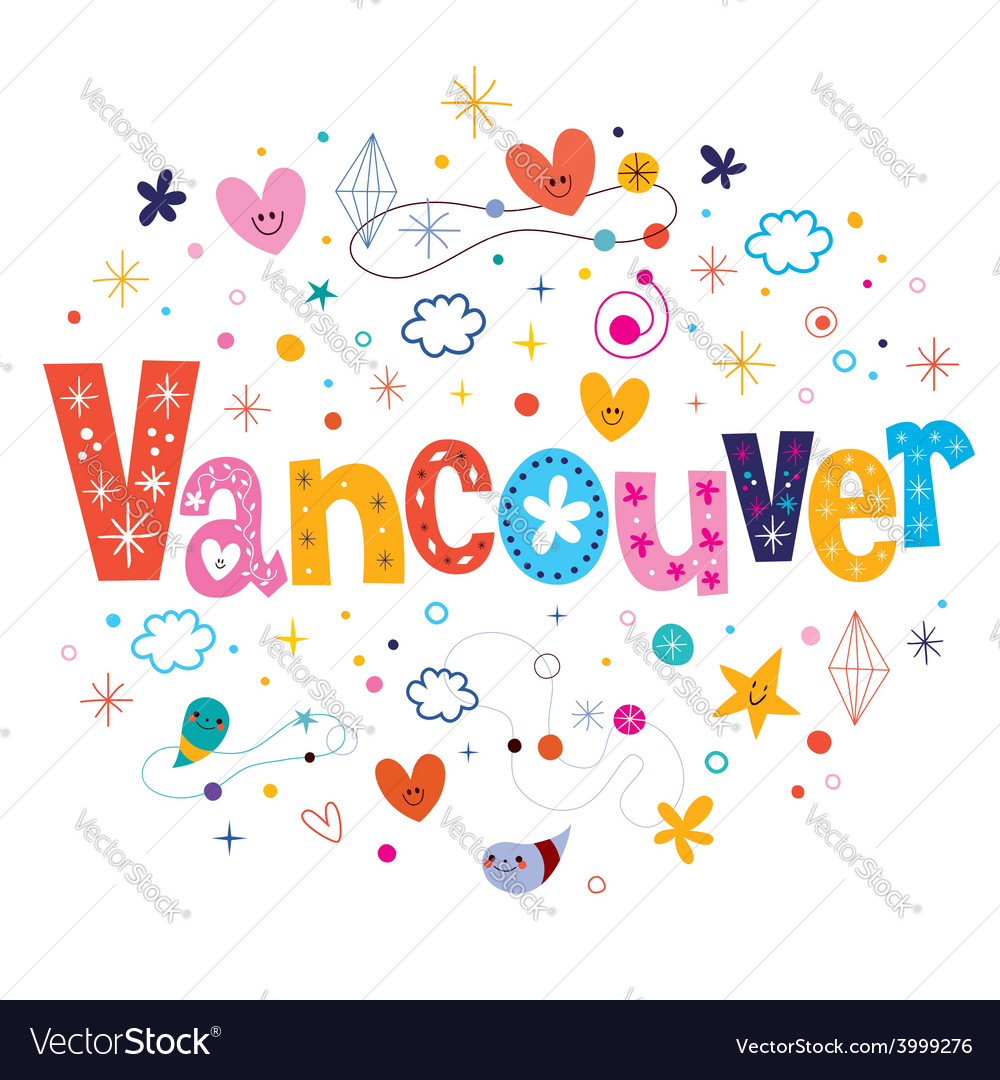 Vancouver vector | Price: 1 Credit (USD $1)