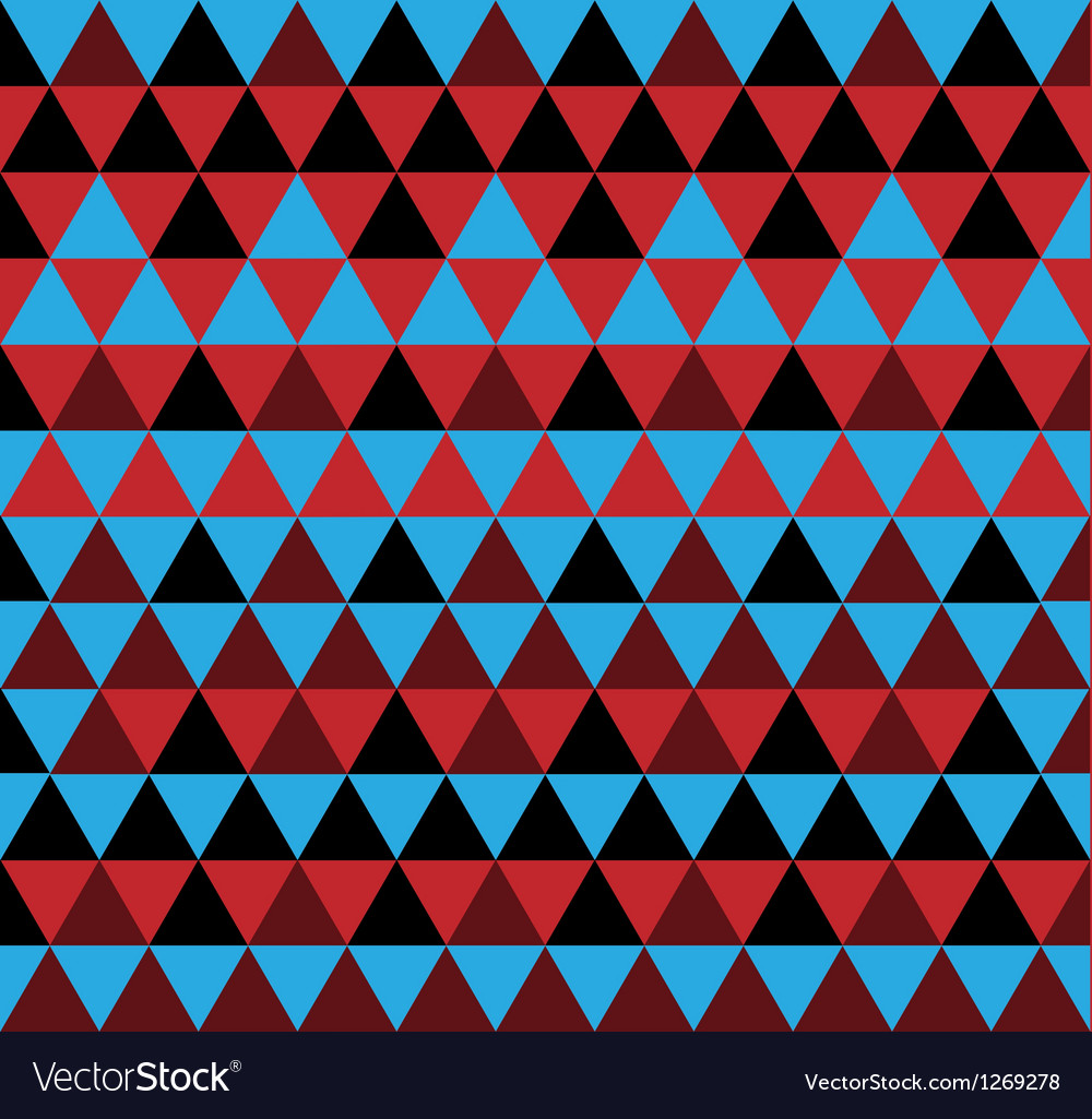 Simple triangle pattern vector | Price: 1 Credit (USD $1)