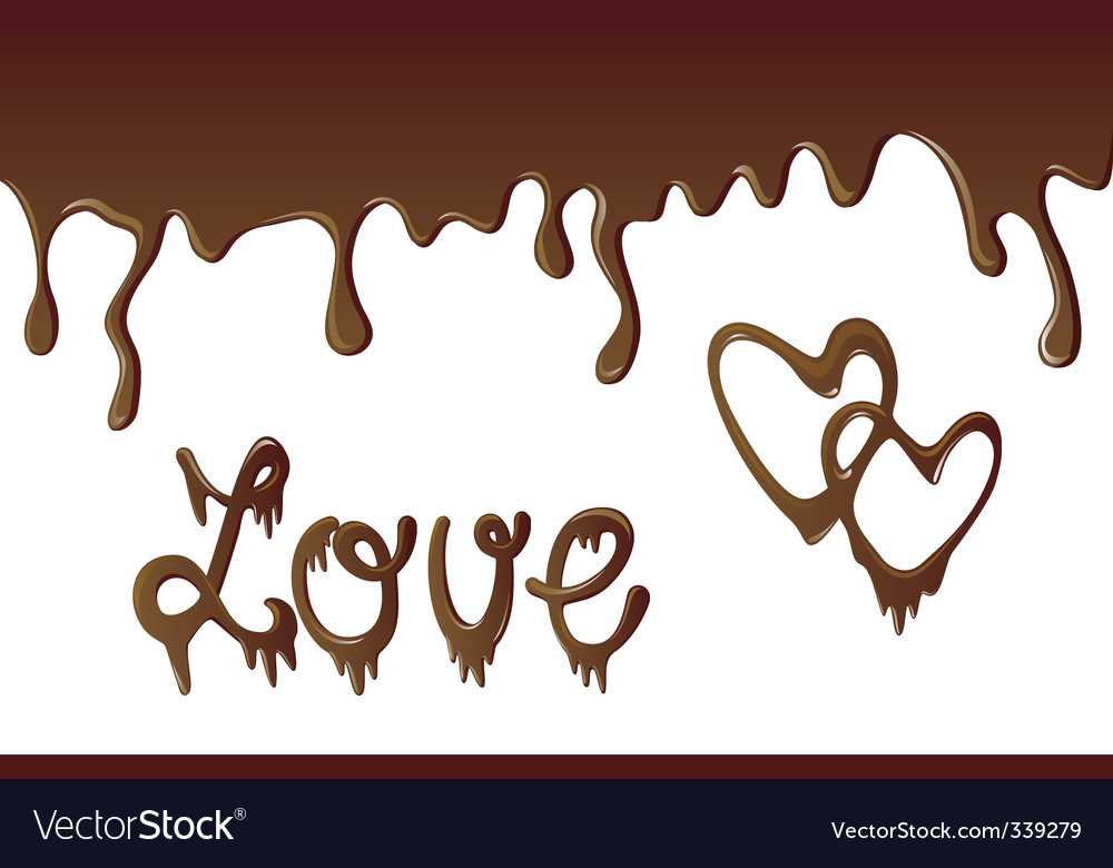 chocolate background vector   Price: 1 Credit (USD $1)