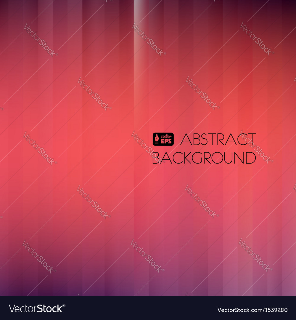 Red-pink abstract striped background vector | Price: 1 Credit (USD $1)