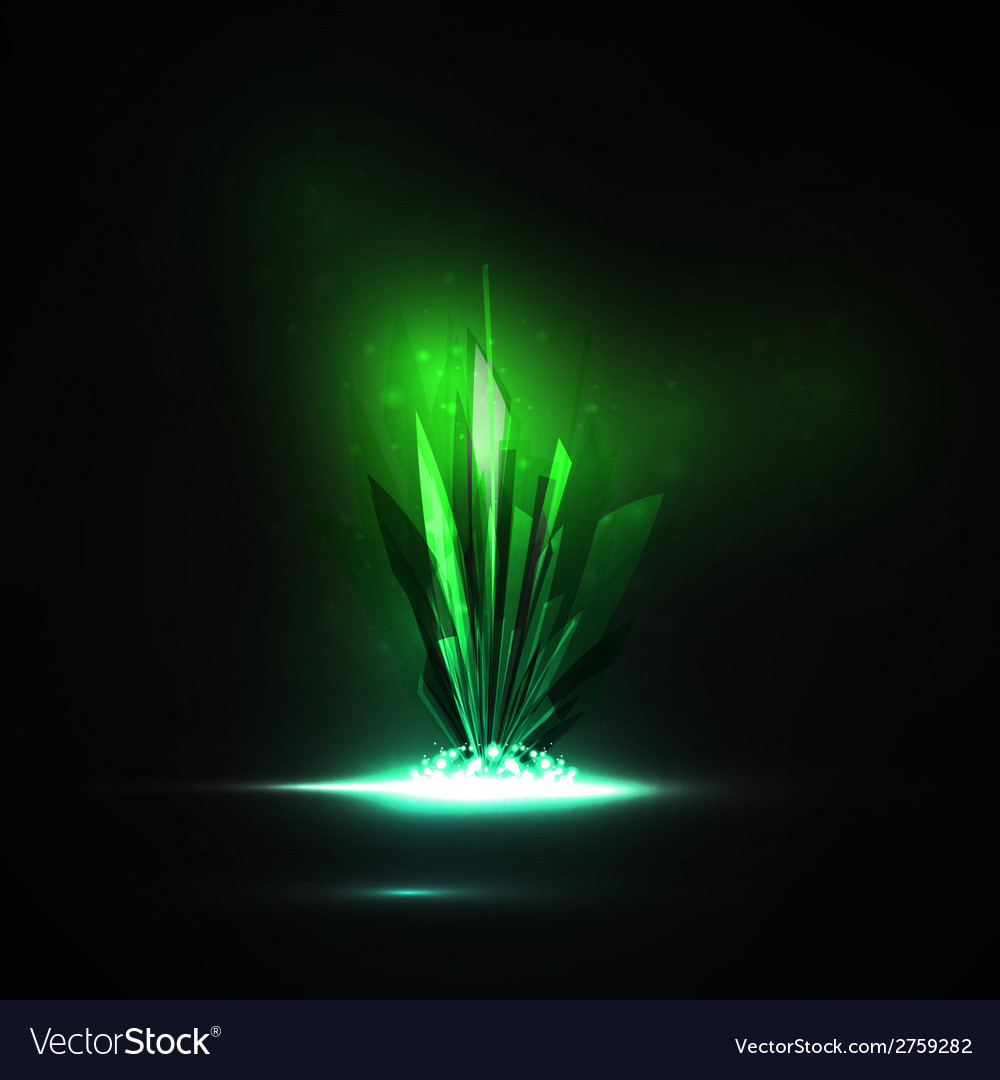 Abstract magic crystal vector   Price: 1 Credit (USD $1)